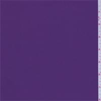 *1 3/4 YD PC--Aubergine Purple Crepe de Chine