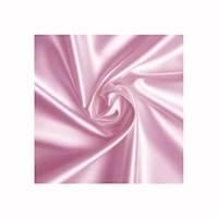 Pink Stretch Satin