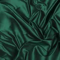 Emerald Green Silk Taffeta
