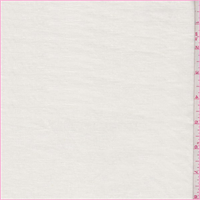 *2 3/4 YD PC-Ivory Crosshatch Linen