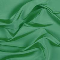 Emerald Green Silk Faille