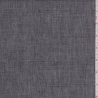 Smoke Grey/Black Linen