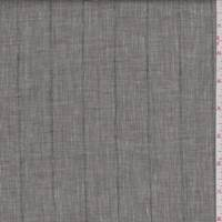 Dusty Sage Stripe Linen Blend Suiting