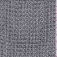 *5 3/8 YD PC--Stainless Grey Boucle