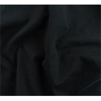 *4 1/4 YD PC--Black Stretch Nylon Woven
