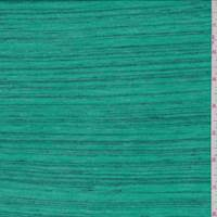 Kelly Green Space Dye Cotton Jersey Knit