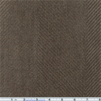 *18 YD PC--Otter Brown Odyssey Herringbone Chenille Home Decorating Fabric