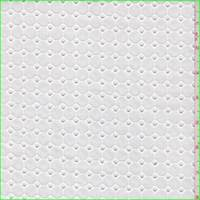 *3 1/2 YD PC--White Cotton Eyelet