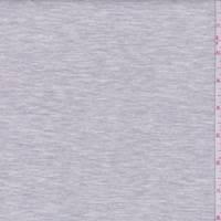 Light Heather Grey Double Knit