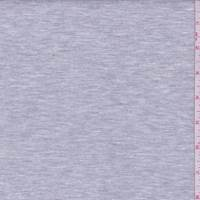 Heather Silver Double Knit