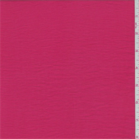 *1 YD PC--Bright Coral Red Rayon Challis