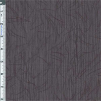 *5 YD PC--Smoke Brush Stroke Emboss Print Chiffon