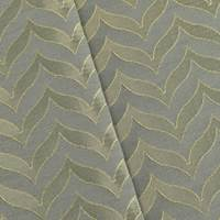 Gray/Gold Marbled Stripe Jacquard Home Decorating Fabric