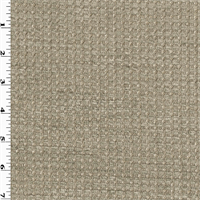 *3 YD PC--Natural Beige Basketweave Home Decorating Fabric