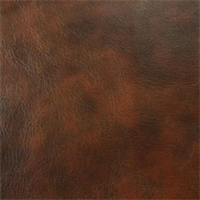 *1/2 YD PC--Hickory Brown Faux Leather
