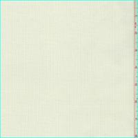 *5 1/2 YD PC--Pearl White Cotton Pinwale Corduroy