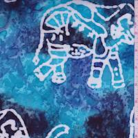 Elephants EL-003 Batik Bolt