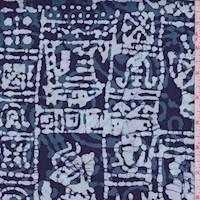 Blue Bazaar BBZ-006 Batik Bolt
