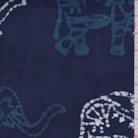 Blue Bazaar BBZ-009 Batik Bolt