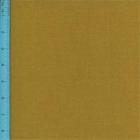 *1 1/2 YD PC--Hemp Plain-Weave Canvas Yellow Home Decorating Fabric