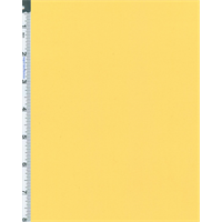 *1 3/8 YD PC--Sundance Yellow Beverly Twill