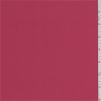 *2 YD PC--Cosmopolitan Red Polyester Charmeuse