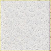 *2 YD PC--White Pebble Lace