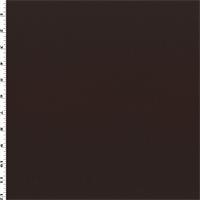 *4 YD PC--Milk Chocolate Brown Wool Crepe