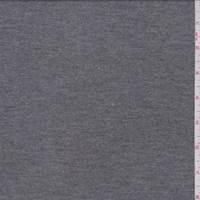 Dark Heather Grey Sweater Knit