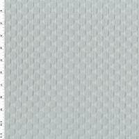 Cool Gray Dot Cloque Home Decorating Fabric