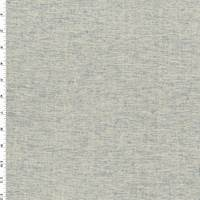 Taupe Ivory/Blue Slub Texture Woven Home Decorating Fabric