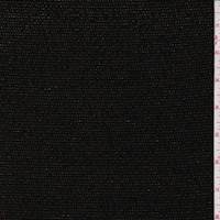 Black/Gold/Brown Sparkle Slinky Knit