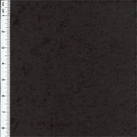 *3 1/2 YD PC--Faux Fur Burly Black Home Decorating Fabric