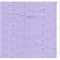 *1 5/8 YD PC--Lilac Eyelet