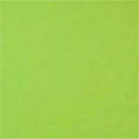*2 1/2 YD PC--Neon Green Chiffon