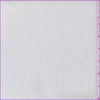 *2 YD PC--Off White Pleated Chiffon