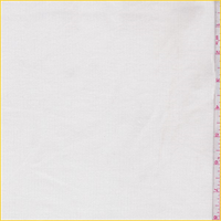 *2 1/4 YD PC--Cloud White Stretch Corduroy