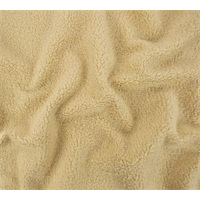 *2 YD PC--French Vanilla Single-sided Berber Fleece