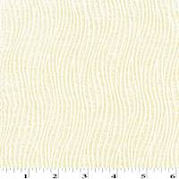 Champagne/Ivory Wave Stripe Chenille Damask Decor Fabric