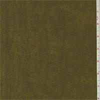 *1 7/8 YD PC--Golden Asparagus Stretch Slinky