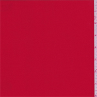 *2 YD PC--Red Orange Activewear Jersey Knit