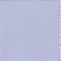 *2 YD PC--Haze Blue Crinkled Crepe de Chine