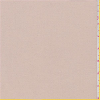 *3/4 YD PC--Parfait Peach Polyester Blend Suiting