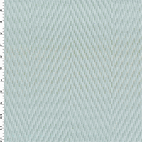 *11 YD PC--Misty Teal Stripe Twill Home Decorating Fabric