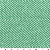Spa Green/Teal Herringbone Home Decorating Fabric