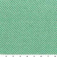 Spa Green/Teal Herringbone Home Decorating Fabric