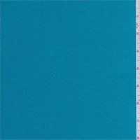 *4 5/8 YD PC--Cyan Blue Satin