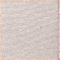 *4 YD PC--Buttercream Textured Eyelash Sweater Knit