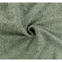*5 YD PC--Olive Single-sided Sweatshirt Fleece