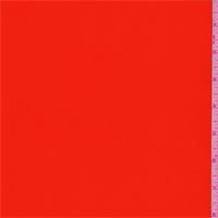*3 YD PC--Red Orange Rainwear